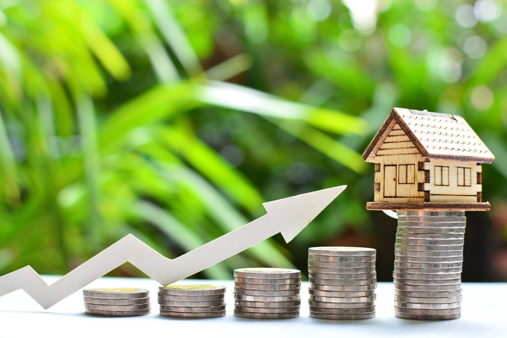 money coins saving set increase for concept investment fund finance and mortgage loan - Prudent Financial Solutions