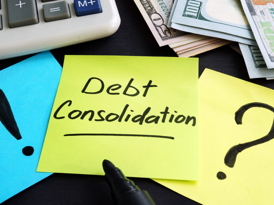Debt consolidation - Prudent Financial Solutions
